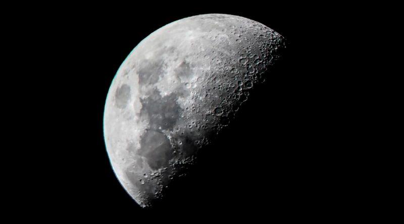 NASA quiere construir un telescopio en la cara oculta de la Luna