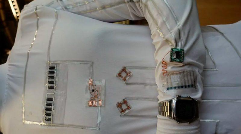 La revolución de los tejidos inteligentes: pantallas integradas en la tela y prendas que obtienen energía del cuerpo