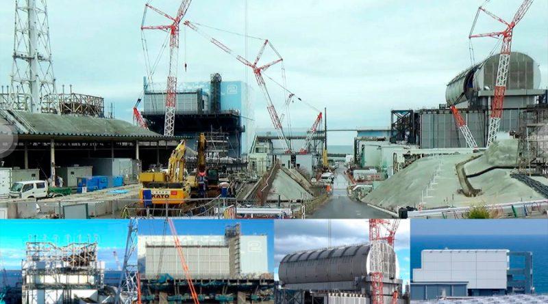 Agua radiactiva de la central de Fukushima, un problema urgente 10 años después del accidente nuclear
