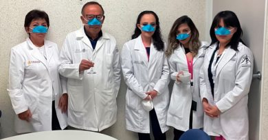Investigadores mexicanos desarrollan una mascarilla nasal para mitigar contagios