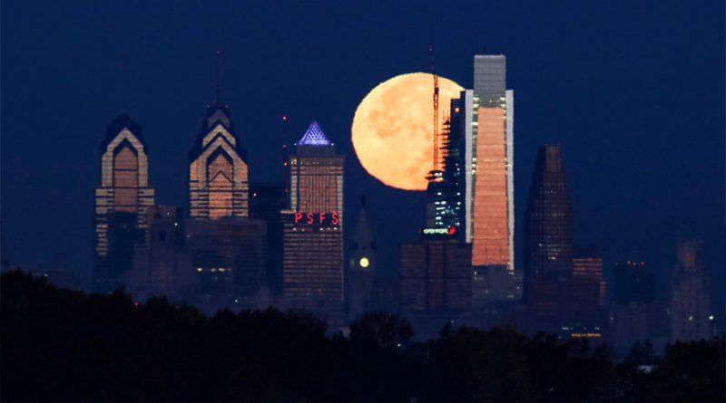 Filadelfia atenuará luces para proteger migraciones de aves