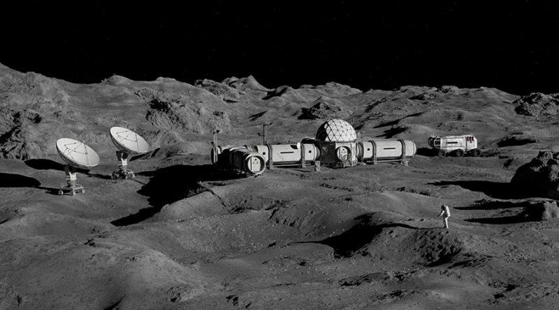 Científicos proponen crear un Arca de Noé en la Luna