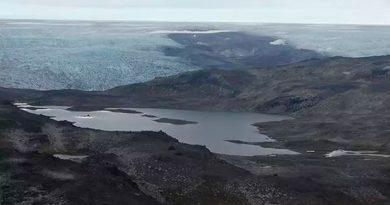 Hallan restos del océano de magma que cubrió la Tierra en rocas árticas
