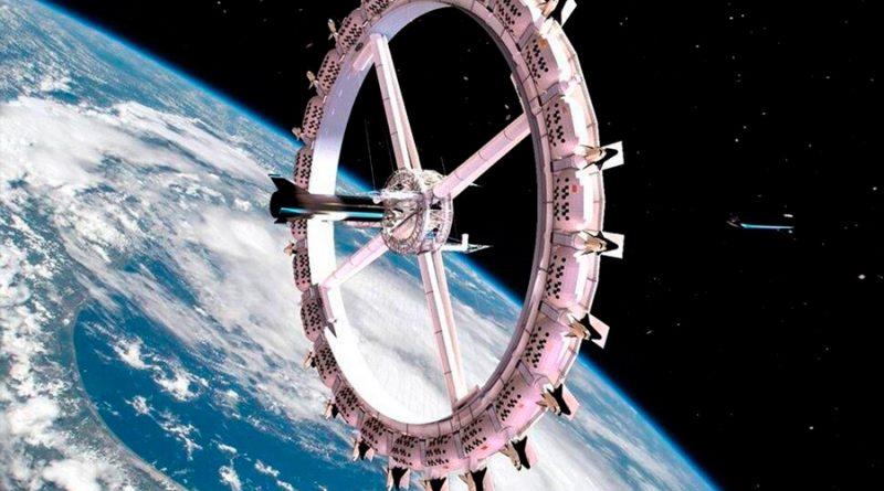 Vacaciones en el espacio a partir de 2027: así será el primer hotel en órbita
