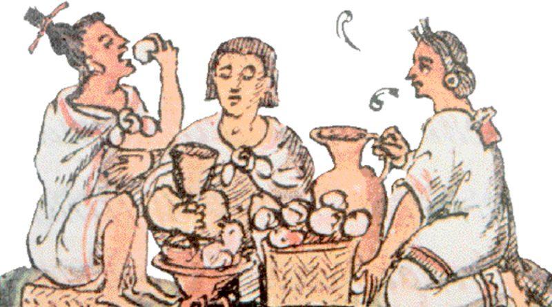 La alimentación y nutrición en el México prehispánico