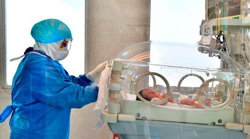 Nació el primer bebé con anticuerpos contra COVID-19 en México