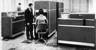 """La historia de la primera computadora de México: un equipo de 900 kilos """"rentado"""""""