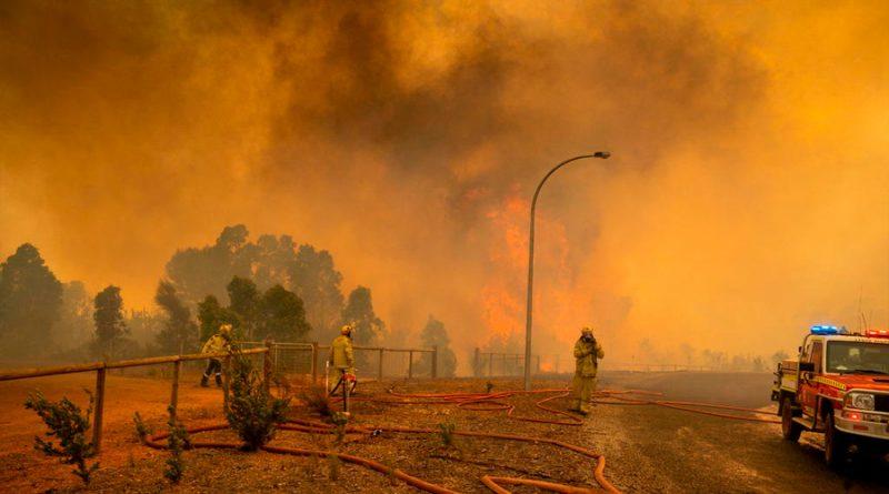 Incendios forestales de Australia causaron un impacto atmosférico similar a un volcán