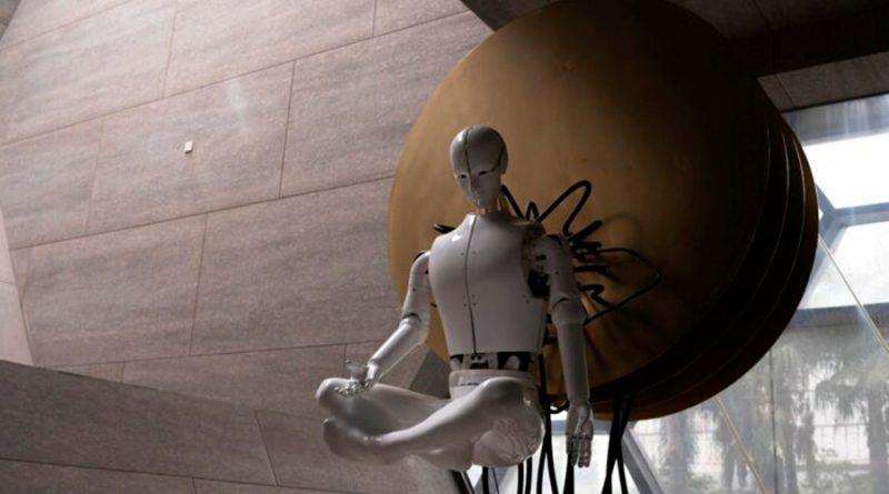 Crean robots que detectan su ubicación en el espacio