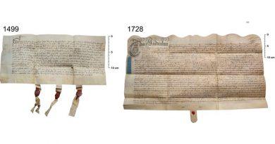 La piel de oveja se usó durante siglos para autenticar documentos