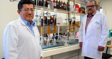 Patente norteamericana de una universidad mexicana refleja el trabajo científico de 15 años
