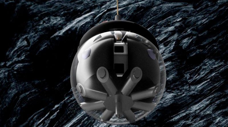 La ESA presenta al sorprendente robot que explorará las cuevas de la Luna