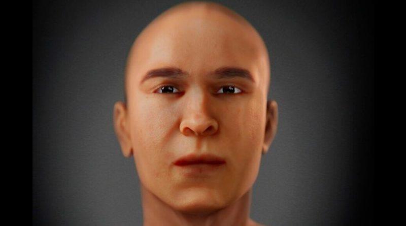 Luego de 100 años, hicieron la reconstrucción más precisa del rostro del padre de Tutankamón