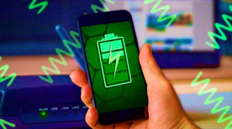 Dispositivos móviles podrían cargarse con energía de ondas de radio
