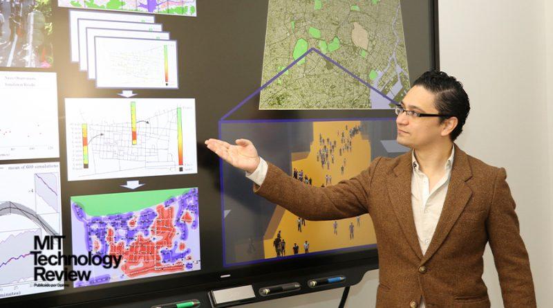 Crean un simulador del movimiento de grandes masas de personas que salvar vidas ante un desastre natural