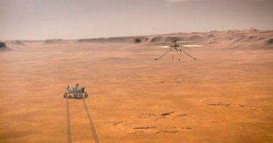 Alistan primer vuelo de un helicóptero en Marte; Ingenuity podría despegar el 8 de abril