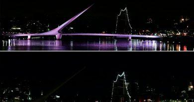 Ciudades del mundo apagan luces para celebrar Hora del Planeta