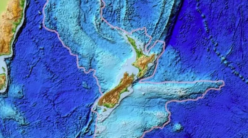 El continente 'oculto' de Zelandia empieza a ser mapeado