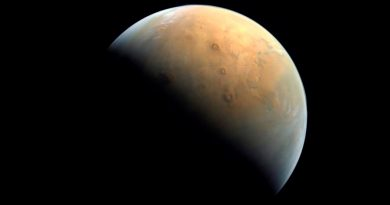 Afirma estudio que Marte tuvo ríos y lagos gracias a nubes de hielo