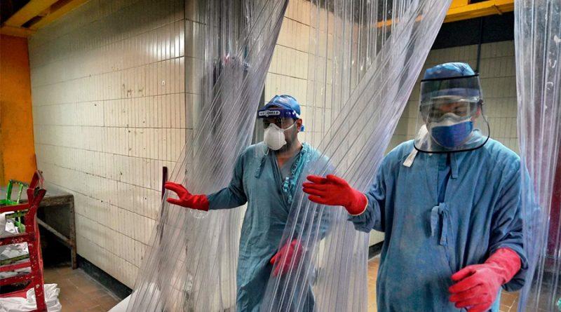 Estas son las secuelas psicológicas que sufren los trabajadores de salud mexicanos