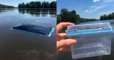 Un barato filtro solar de agua elimina plomo e hidrocarburos