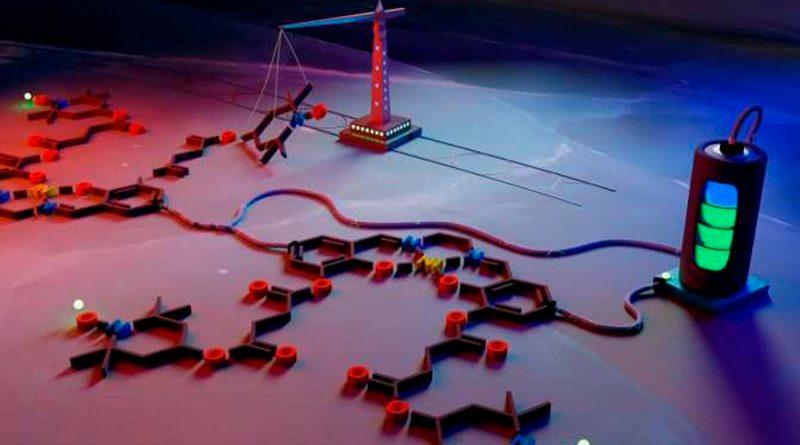 Crean una batería que se recarga diez veces más rápido que las de iones de litio