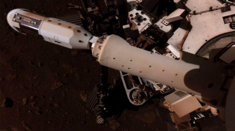 Confeccionados los primeros partes meteorológicos del cráter Jezero en Marte