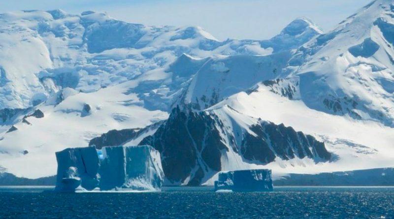"""Descubren científicos """"partículas extraterrestres"""" de meteorito en la Antártida"""