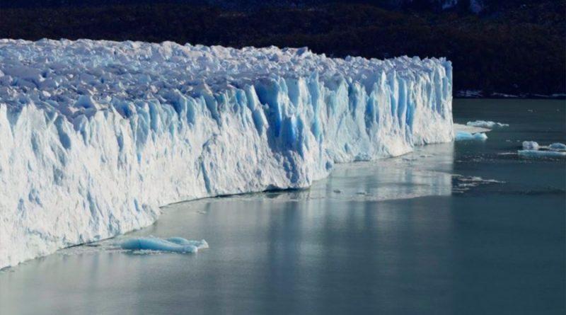 Un tercio del hielo marino antártico puede colapsar con 4 grados más