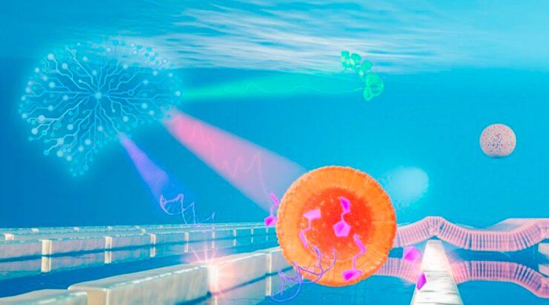 La Inteligencia Artificial y la nanotecnología revolucionan el universo biomolecular