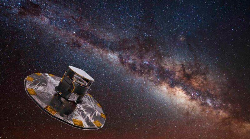 Gaia permitirá construir el primer mapa tridimensional de la Vía Láctea: Luis Aguilar Chiu