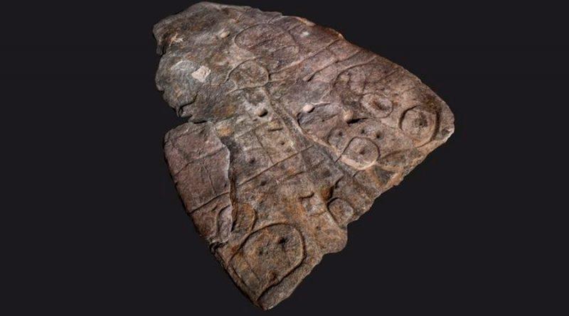 Descubren el mapa más antiguo de Europa
