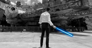 Disney ha diseñado un sable láser al más puro estilo de Star Wars, pero ¿funciona?