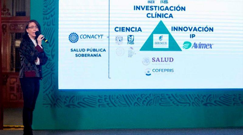 """Arranca fase 1 de la vacuna mexicana """"Patria"""" contra covid-19 y prevén que esté lista a fines de año"""