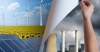 Las renovables van