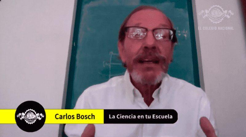 Las matemáticas, las ciencias, las ingenierías y las tecnologías contribuyen a una mayor competitividad del país y a un mayor bienestar social de su población: Carlos Bosch