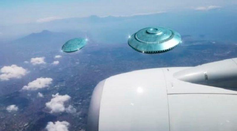 Pentágono confirma que las imágenes de un OVNI fueron capturadas un marine de EU
