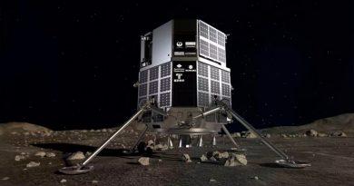 Emiratos enviará rover a la Luna en 2022 con un aterrizador japonés