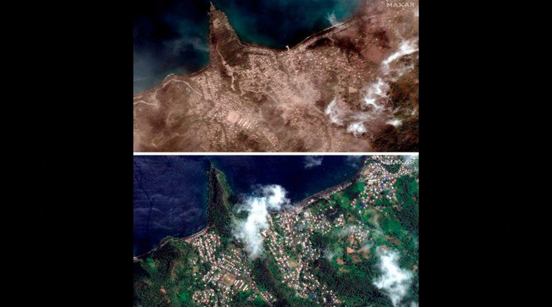 Crean técnica que detecta actividad volcánica años antes de las erupciones