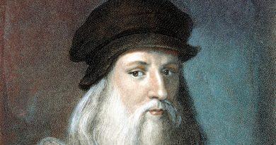 Leonardo Da Vinci nació hace 569 años. Diez citas imprescindibles