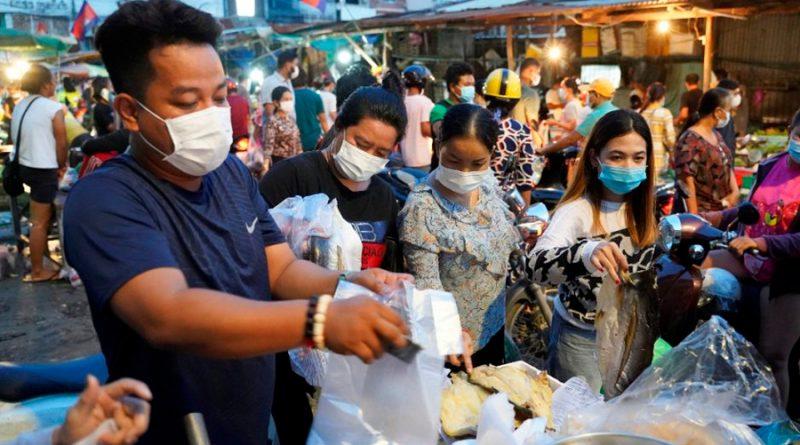Tasa actual de contagios de Covid-19 se acerca a la más alta registrada en la pandemia: OMS