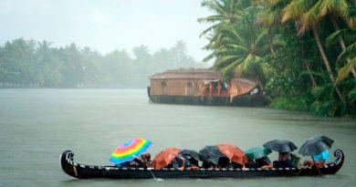 Consiguen predecir la fuerza del monzón asiático con un año de antelación