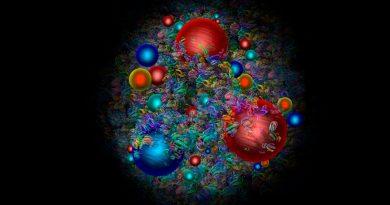 La antimateria en el interior del protón