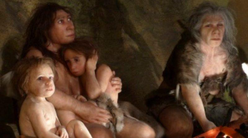 Hallazgo: descubren huellas de niños neandertales que jugaban en la arena