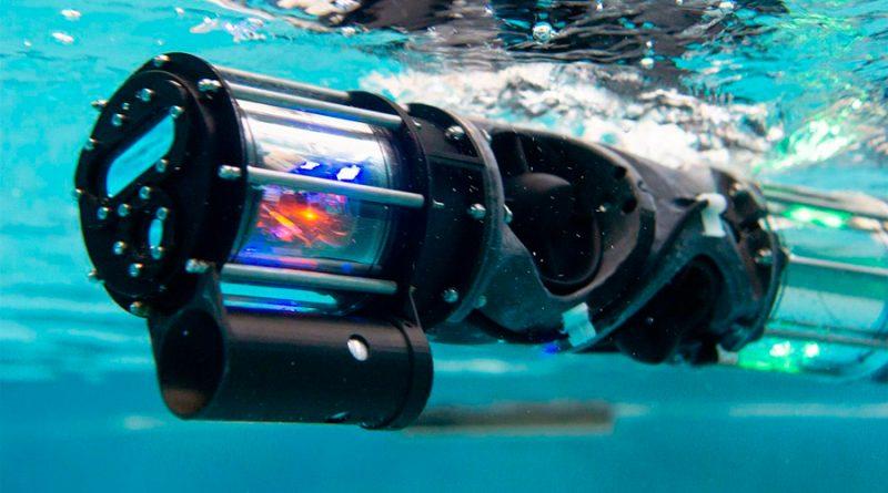 Este robot con forma de serpiente es el futuro de la exploración submarina