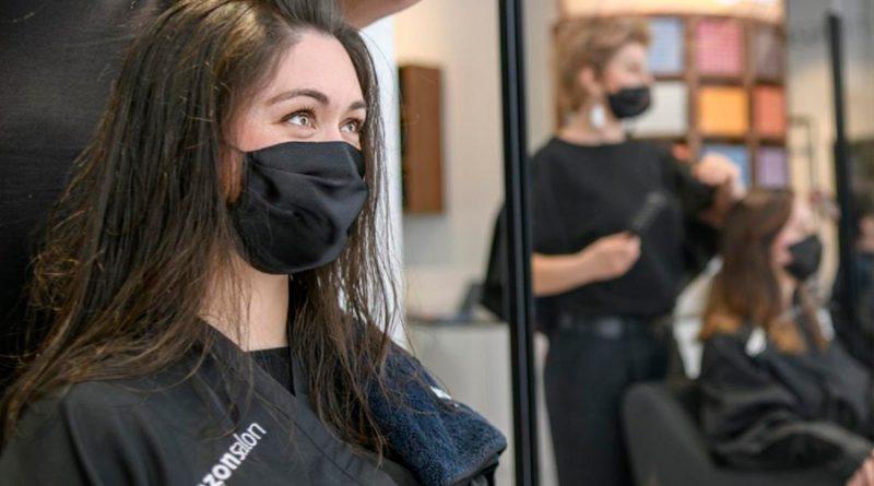 Amazon abre una peluquería en Londres con realidad aumentada y uso de nuevas tecnologías