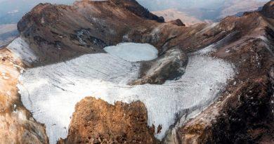 Se extingue el glaciar Ayoloco del volcán Iztaccíhuatl, alerta Geofísica de la UNAM