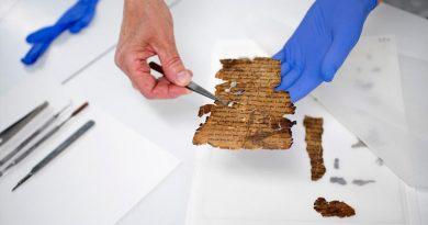 Determinan que manuscritos del Mar Muerto fueron hechos por varios escribas