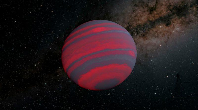 Astrónomos detectan las tres enanas marrones más rápidas jamás documentadas
