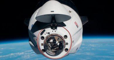 Nave de SpaceX casi colisiona con un ovni, esto es lo que reconoce la NASA